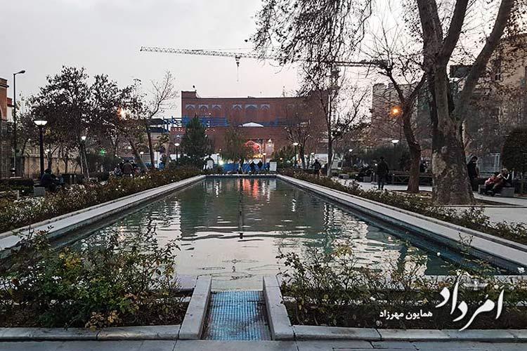 میدان ارگ -15 خرداد
