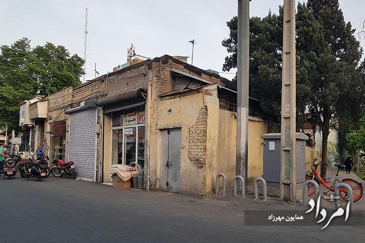 محله قدیمی دولاب