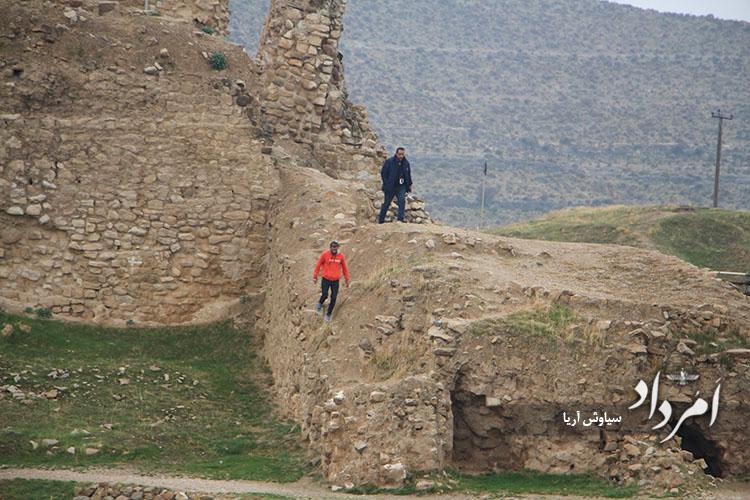 کاخ ساسانی فیروزآباد