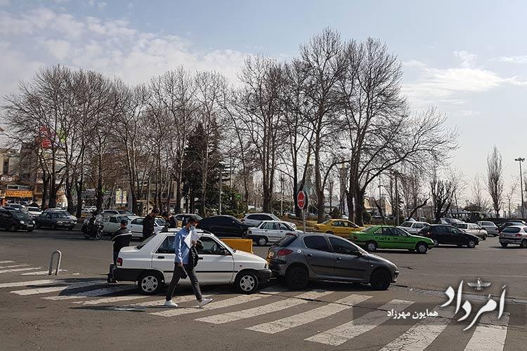 میدان تجریش تهران