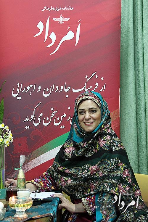 کوهساری، مجری بخش مسابقه هماورد ایرانشناسی