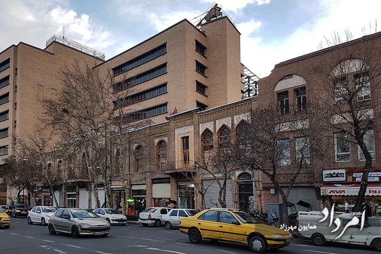 دفتر اولیه اطلاعات قدیمیترین روزنامه در ایران