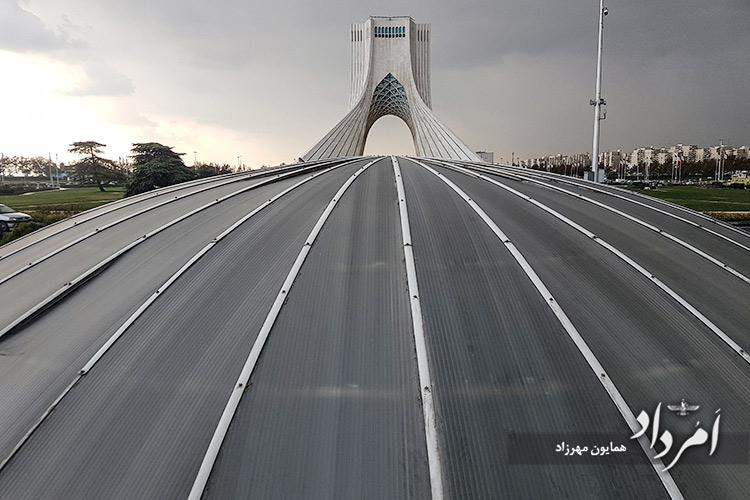 برج آزادی (شهیاد سابق)