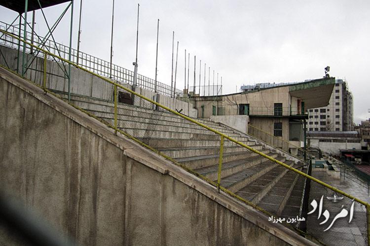 ورزشگاه شیرودی ( امجدیه سابق )
