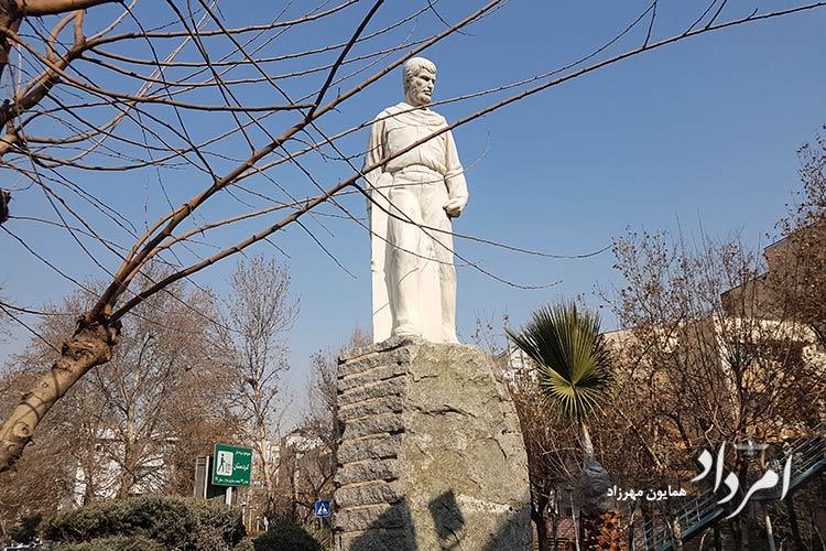 سه راه شهید جهان آرا یوسف آباد