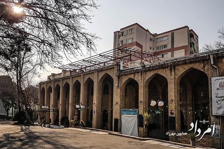 آرامگاه حکیم شیخ عبدالله طرشتی