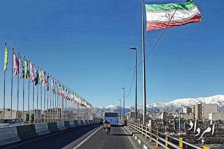 بزرگراه باقری-تهرانپارس