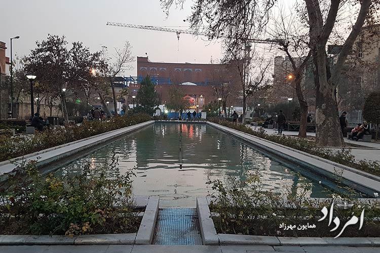 میدان 15 خرداد ( ارگ)
