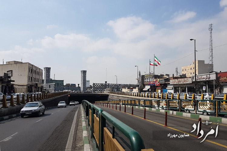 میدان امام حسین (ع)تهران
