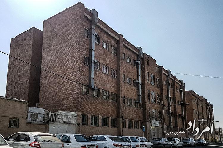 دبیرستانهای محله کوی نصر(گیشا)