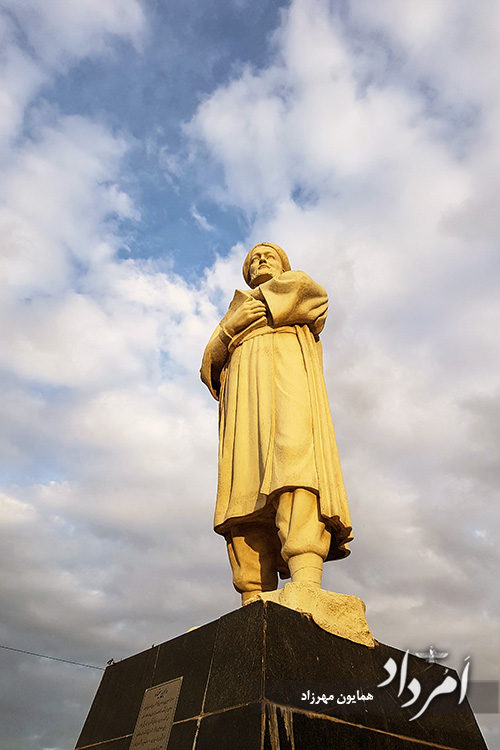 تندیس ابن سینا