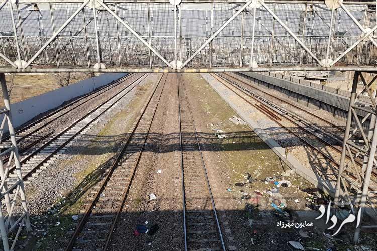ریل سراسری راه آهن جمهوری اسلامی ایران