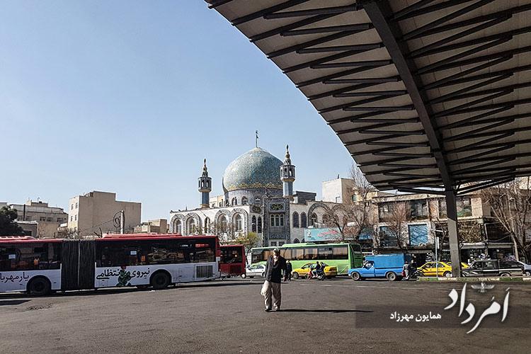 مسجد حضرت رسول اکرم (ع)