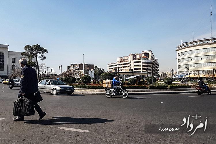 میدان راه آهن تهران