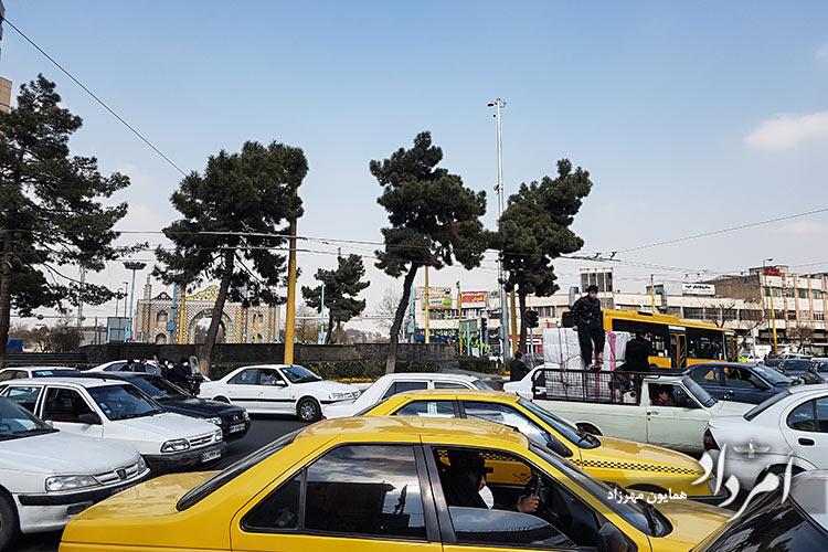 میدان شوش تهران