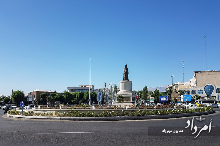 میدان رازی گمرک انتهای خیابان مولوی تهران