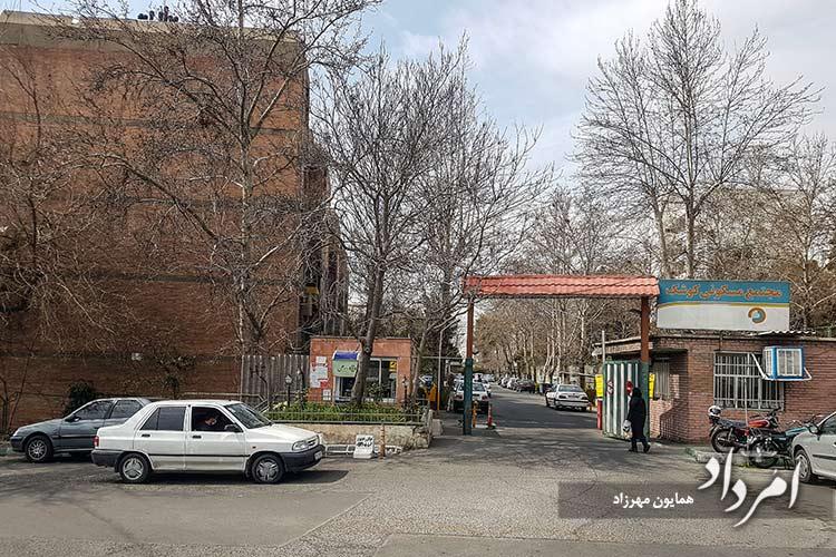مجتمع مسکونی کوشک محله شهرآرا