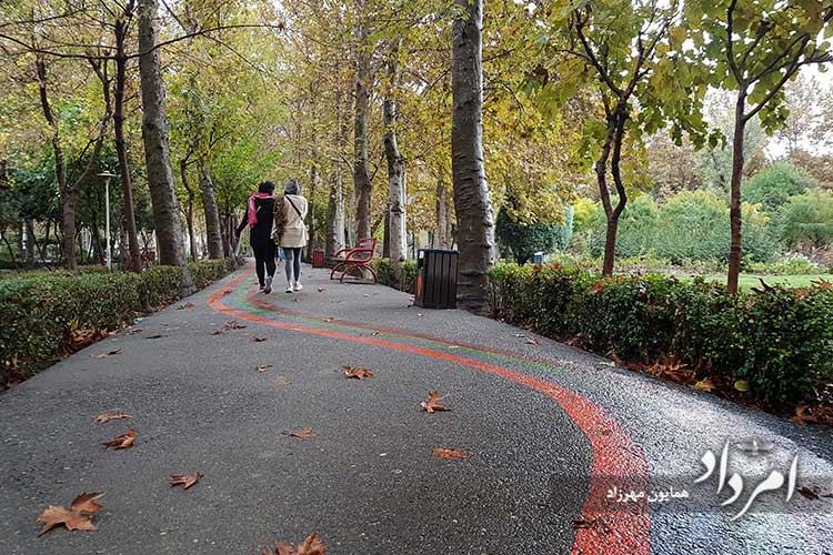 پارک لاله تهران امیرآبادجنوبی