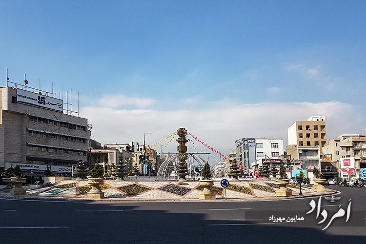 میدان جمهوری تهران