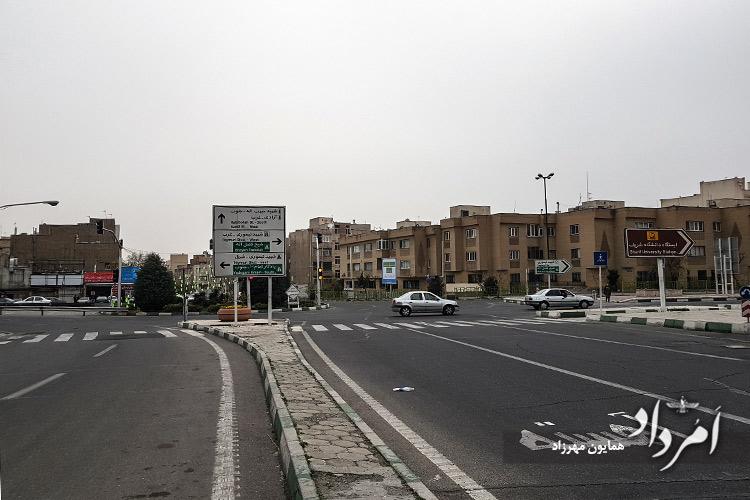 میدان دکتر حسنی -زنجان جنوبی