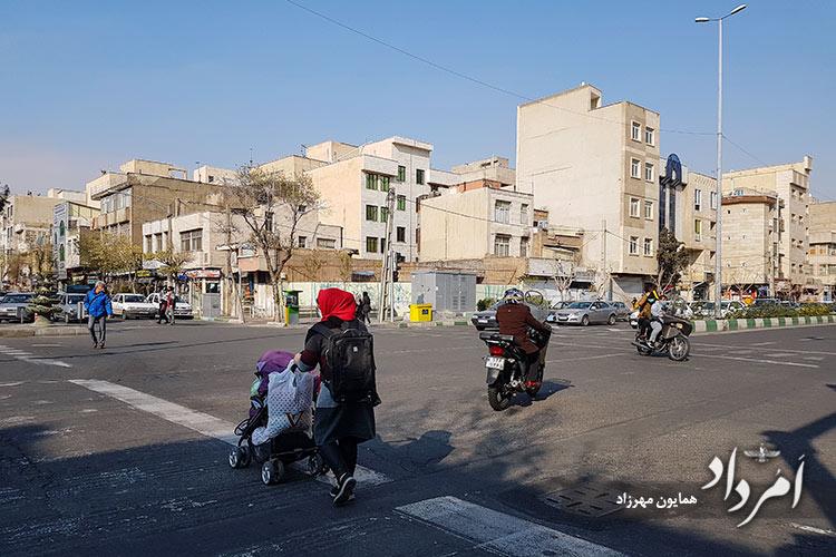 خیابان امام خمینی تهران
