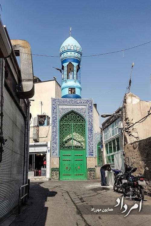 مسجد محله عودلاجان