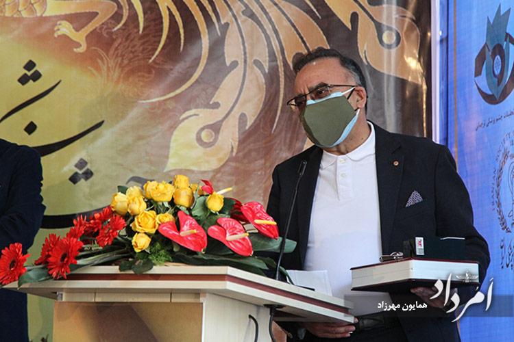 دکتر علیرضا لاشیی، استاد پیشکسوت و فوق تخصص رتین
