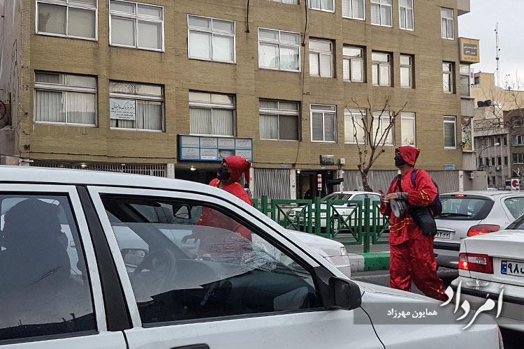 حال و هوای نوروز در تهران