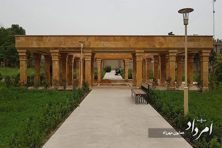باغ وثوقالدوله در محله سلیمانیه