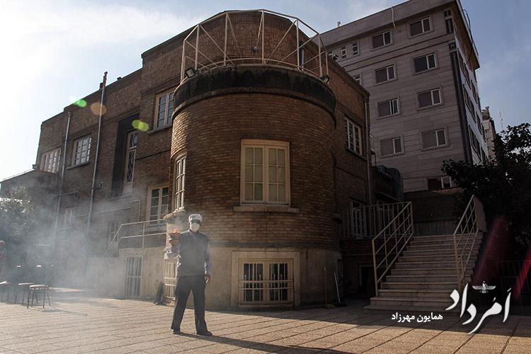 خانه فرهنگ و هنر زرتشتیان تهران