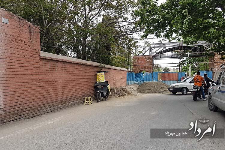 گورستان قدیمی ارامنه تهران