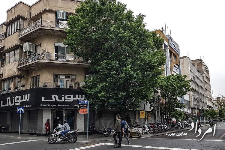 تقاطع شیخ هادی- رازی