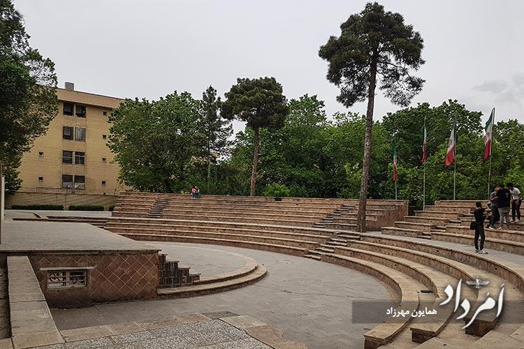 بوستان سهند محله سلیمانیه
