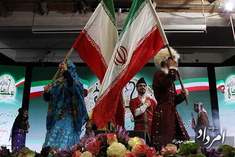 گروه فرهنگی هنری ناشنوایان آوای دستان پارسی