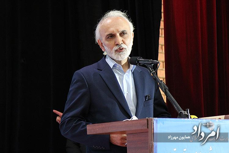 احد جاودانی مدیر کل وزارت فرهنگ و ارشاد اسلامی