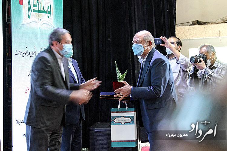 سپاسداری از دکتر اردشیر خورشیدیان، نویسنده و فرنشین انجمن موبدان زرتشتیان