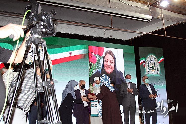 سپاسداری از مدافعان سلامت ادیان الهی استان تهران