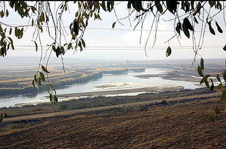 رودخانه هالیس در ترکیه امروزی