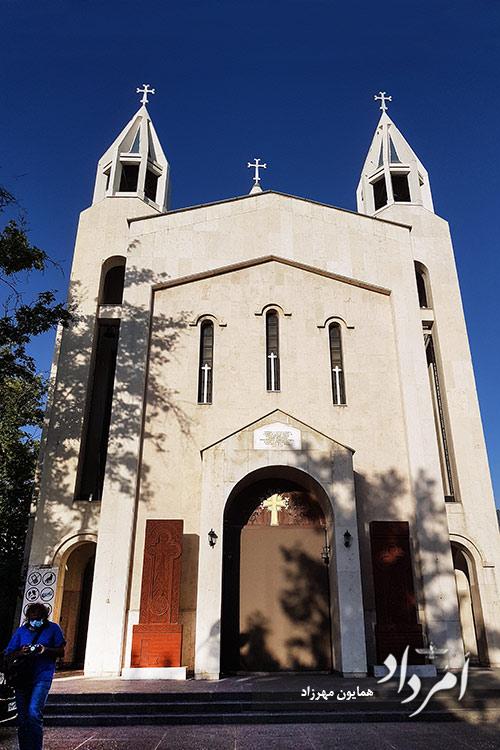 کلیسای سرکیس مقدس (خلیفه گری ارامنه)