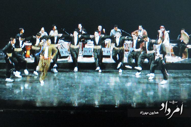 کلیپ اجرای گروه رقص کردی به سرپرستی تاسو نادری
